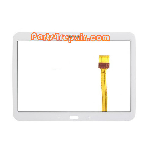 Touch Screen Digitizer for Samsung Galaxy Tab 3 10.1 P5210 -White from www.parts4repair.com