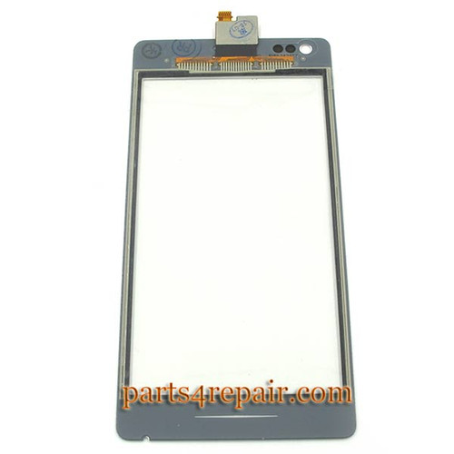 We can offer Touch Screen Digitizer for Sony Xperia M C1905 -White