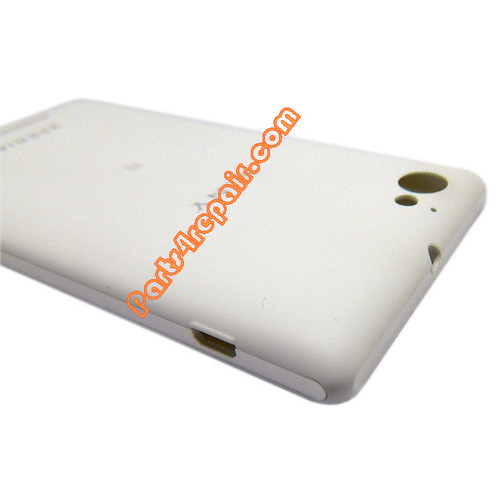 Back Cover with NFC for Sony Xperia M C1905 -White from www.parts4repair.com