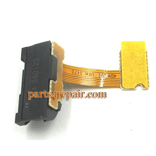 Earphone Jack Flex Cable for Nokia Lumia 1520