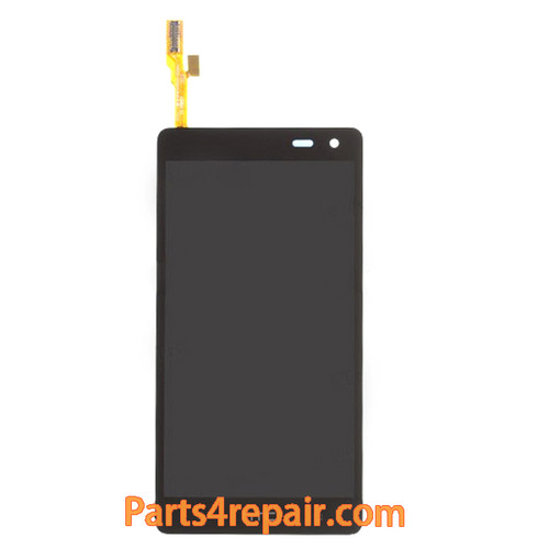 Complete Screen Assembly for HTC Desire 600