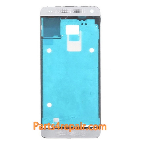 We can offer Front Housing Cover for HTC One mini M4 -White
