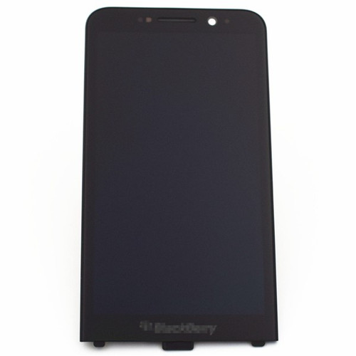 Complete Screen Assembly with Front Bezel for BlackBerry Z30