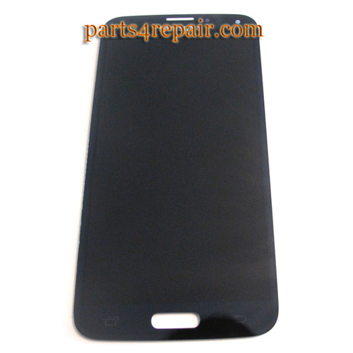 Complete Screen Assembly for Samsung Galaxy S5 -Black