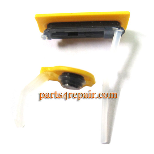 Earphone Plug Cover for Sony Xperia go st27i from www.parts4repair.com