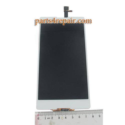 Complete Screen Assembly for Sony Xperia T2 Ultra xm50h -White