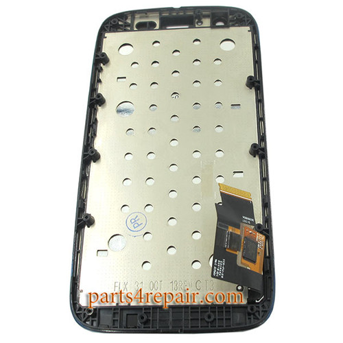 You can offer Complete Screen Assembly with Bezel for Motorola Moto G XT1032