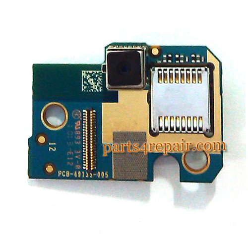 Camera Board for BlackBerry Q5 from www.parts4repair.com