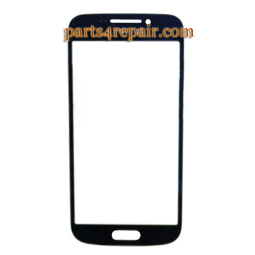 Front Glass OEM for Samsung Galaxy S4 Zoom C101 -Black