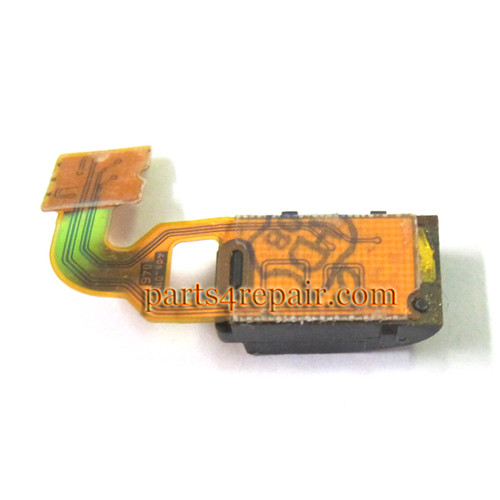 Earphone Jack Flex Cable for Nokia Lumia 520