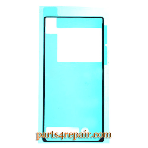 Battery Door Adhesive Sticker for Sony Xperia Z2 from www.parts4repair.com