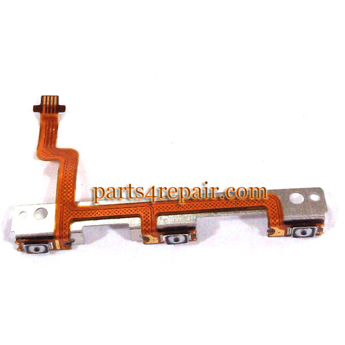 We can offer Side Key Flex Cable for HTC One Max