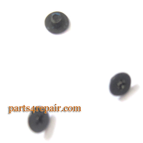 We can offer 2pcs Screws for LG Nexus 4 E960 Battery