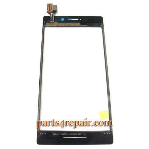 Touch Screen Digitizer for Sony Xperia M2 -White