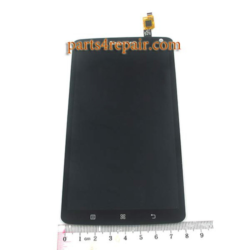 Complete Screen Assembly for Lenovo S930 from www.parts4repair.com