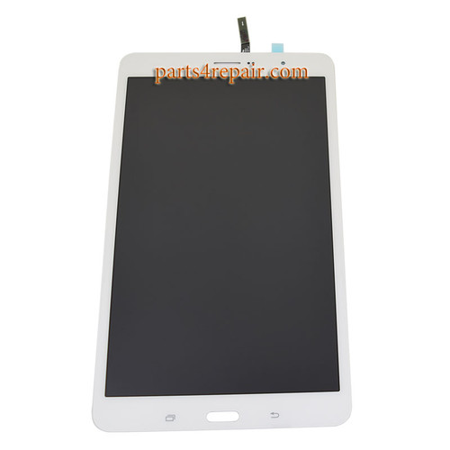 Complete Screen Assembly for Samsung Galaxy Tab Pro 8.4 T321 T325 (3G Version) -White from www.parts4repair.com