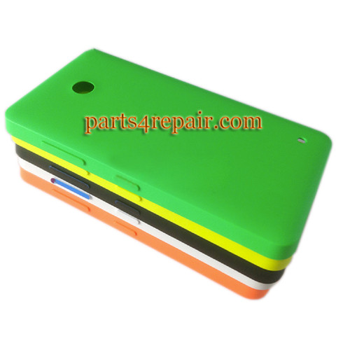 Back Cover for Nokia Lumia 630 from www.parts4repair.com