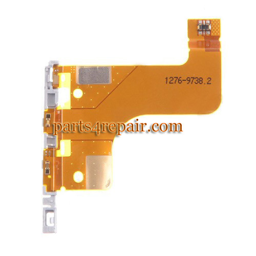 Dock Charging Flex Cable for Sony Xperia Z2 from www.parts4repair.com