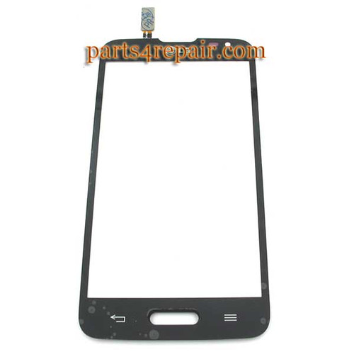 Touch Screen Digitizer for LG L70 D320 -Black from www.parts4repair.com