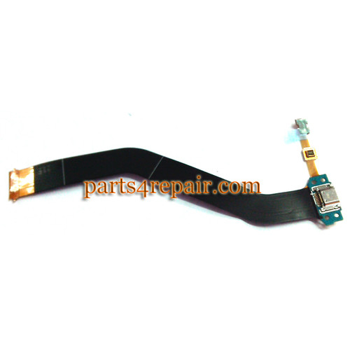 Dock Charging Flex Cable for Samsung Galaxy Tab 4 10.1 T530 T531 T535