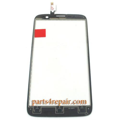 Touch Screen Digitizer for Lenovo A850 -White
