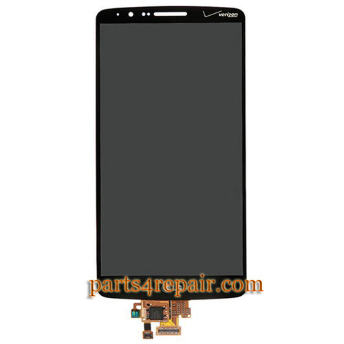 Complete Screen Assembly for LG G3 VS985 from www.parts4repair.com