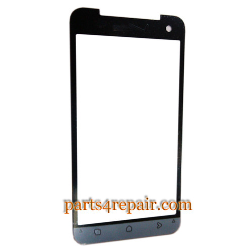 We can offer from Front Glass OEM for HTC Droid DNA -Black