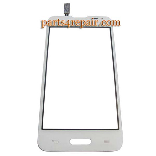 Touch Screen Digitizer for LG L65 D280 -White from www.parts4repair.com
