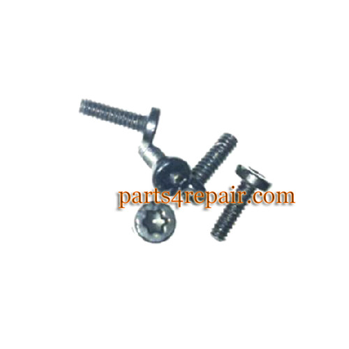2pcs T5 Torx Bottom Side Screws for LG Nexus 4 E960 from www.parts4repair.com