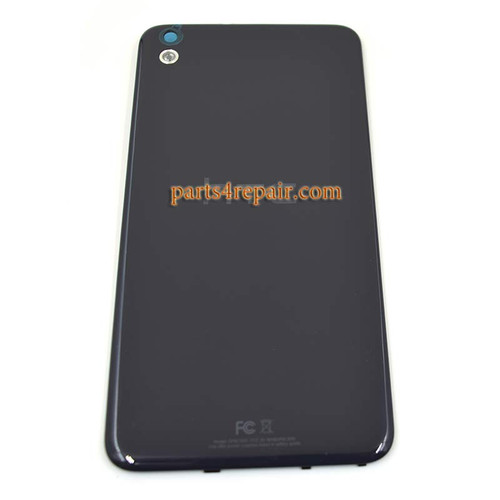 Back Cover for HTC Desire 816 -Black