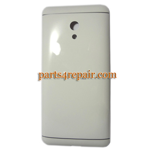Back Cover for HTC Desire 700 -White from www.parts4repair.com