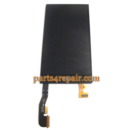 Complete Screen Assemby for HTC One mini 2 -Black from www.parts4repair.com