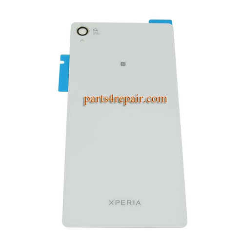 Back Cover OEM for Sony Xperia Z3  -White