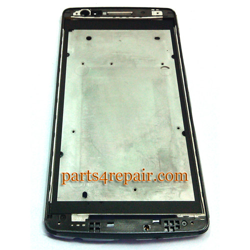 Front Housing Cover for LG G3 S D725 (for AT&T) from www.parts4repair.com