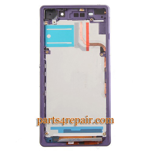 We can offer Complete Screen Assembly with bezel for Sony Xperia Z2