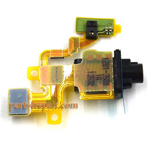 We can offer Earphone Jack Flex Cable for Sony Xperia Z1 Compact mini