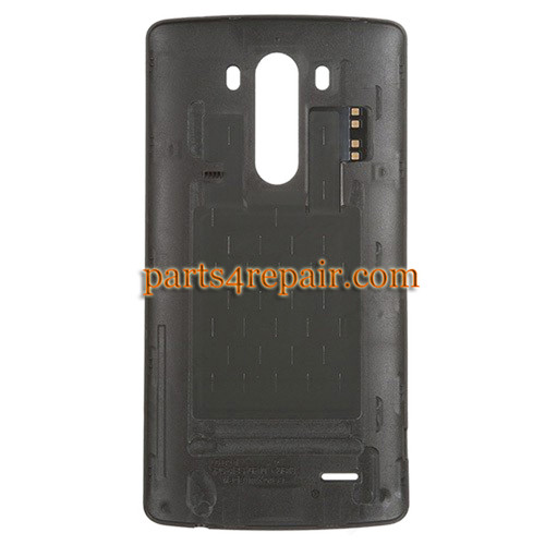We can offer Back Cover for LG G3 D855 (for Europe) -Black