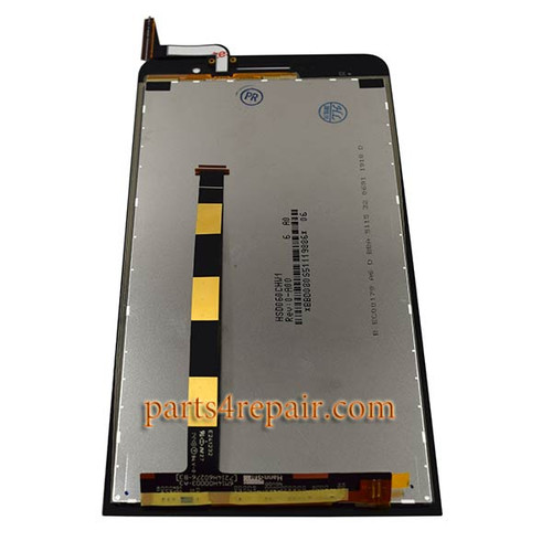 We can offer Complete Screen Assembly for Asus Zenfone 6