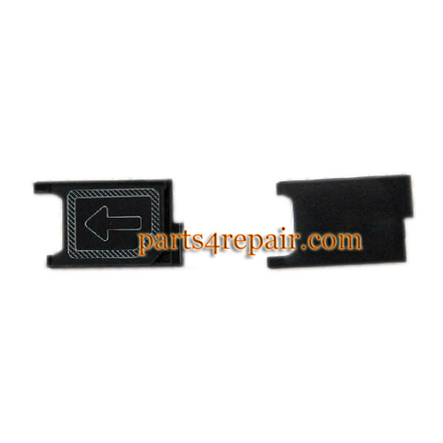 SIM Tray for Sony Xperia Z3 L55 / Z3 Compact from www.parts4repair.com