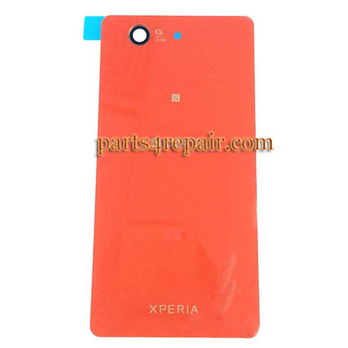 Back Cover for Sony Xperia Z3 Compact mini from www.parts4repair.com