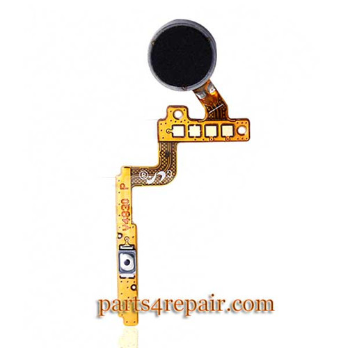 Vibrator Flex Cable for Samsung Galaxy Note 4 N910F from www.parts4repair.com