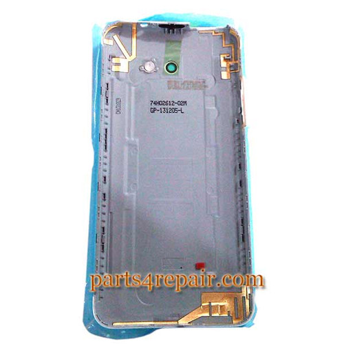 We can offer Back Housing Cover with Side Keys for HTC Butterfly S -White
