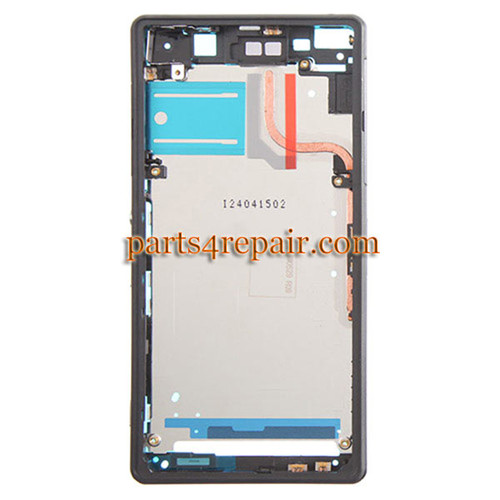 We can offer LCD Plate for Sony Xperia Z2 -Black