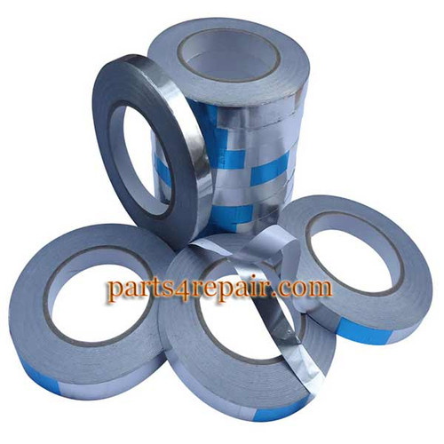 10mm*50m Aluminum Foil Adhesive Tape Heat Resistant from www.parts4repair.com