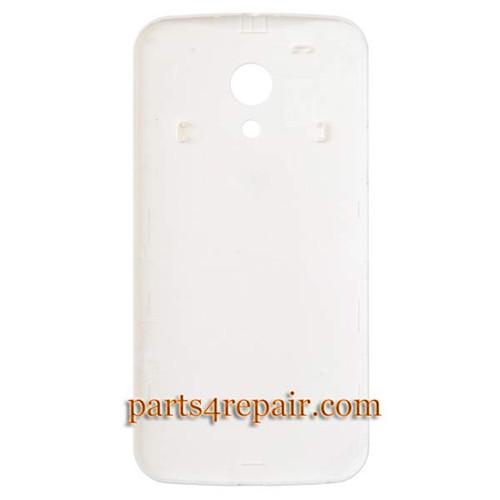 We can offer Back Cover for Motorola Moto G2 -White