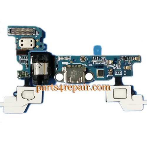 Dock Charging Flex Cable for Samsung Galaxy A3 SM-A300