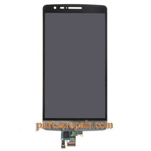Complete Screen Assembly for LG G3 mini -Grey