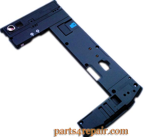 you can find middle cover for BlackBerry Porsche Design P'9982 in www.parts4repair.com