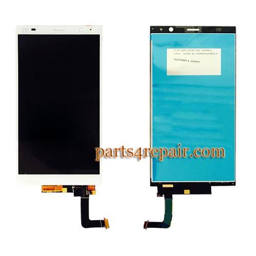 Complete Screen Assembly for ZTE Grand Memo 2 M901C -White