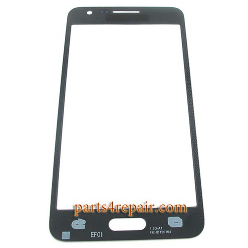 Front Glass OEM for Samsung Galaxy A3 SM-A300 -Black